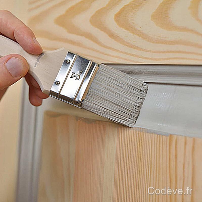 peindre sur une lasure avec le primaire accrochage bois - codève bois