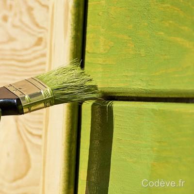 Lasure couleur cod ve bois - Lasure de couleur pour bois exterieur ...