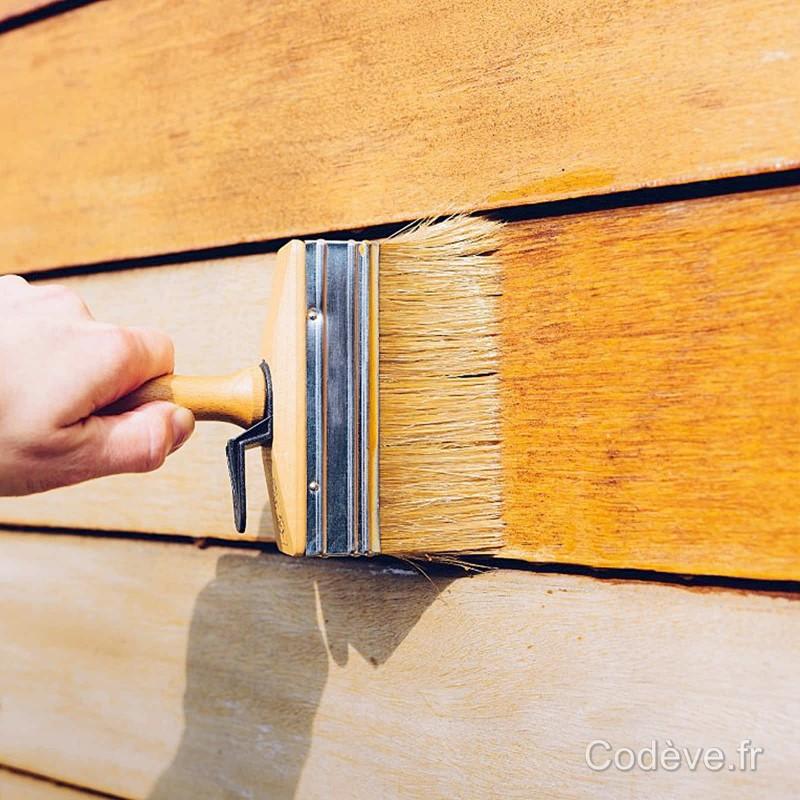 Traitement bardage bois cod ve bois for Traitement des poutres en bois