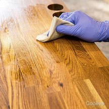 Diff rence entre un vernis et l 39 huile plan travail cod ve bois - Difference entre meuble et non meuble ...